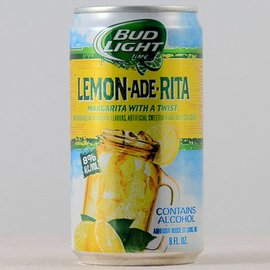 Budweiser Budlight-Lemon-Ade-Rita