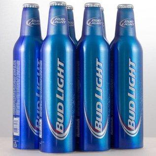 Budweiser Bud light Aluflasche