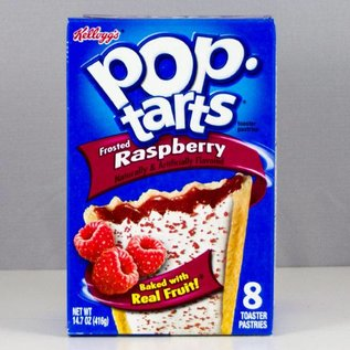 Kellogs Kellogs Pop Tarts Frosted Raspberry