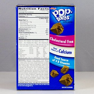 Kellogs Kellogs Pop Tarts Frosted Chocolate Fudge