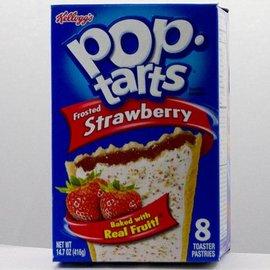 Kellogs Kellogs Pop Tarts Frosted Strawberry