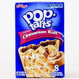 Kellogs Kellogs Pop Tarts Frosted Cinnamon Roll