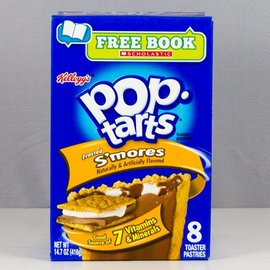 Kellogs Kellogs Pop Tarts Frosted Smores