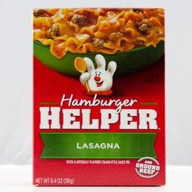 Betty Crocker Betty Crocker Hamburger Helper Lasagna