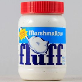PeterPan Jar Marshmallow Fluff White