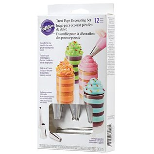 Wilton Wilton Treat Pops Decorating Set