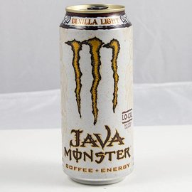 Monster Monster Java Vanilla Light