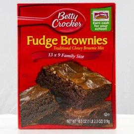 Betty Crocker Betty Crocker Fudge Brownie Family Size