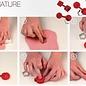 Pavoni Magic Decor Pavoni Silikonstempel Blume FK 002