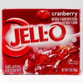 Jello Jello Cranberry