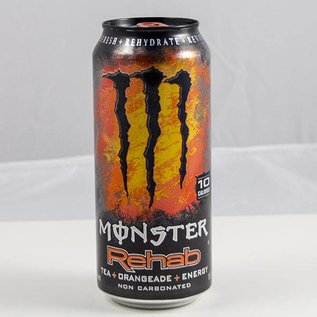 Monster Monster Rehab orange