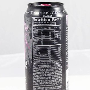 Monster Monster Rehab pink