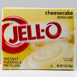 Jello Jello Instant Pudding Cheesecake