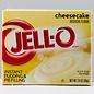 Jello Jello Instant Pudding Cheesecake