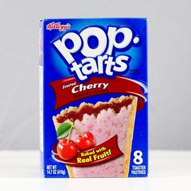 Kellogs Kellogs Pop Tarts Frosted Cherry