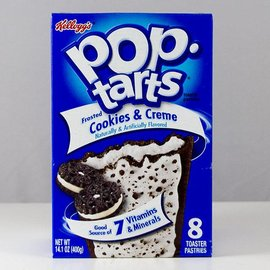 Kellogs Kellogs Pop Tarts Cookies n Creme