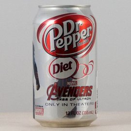Dr. Pepper Dr. Pepper diet