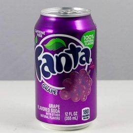 Coca Cola Fanta Grape