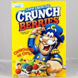 Capt'n Crunch Capt'n (Captain) Crunch Berries