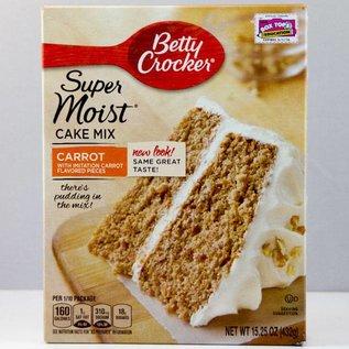 Betty Crocker Betty Crocker Supermoist Carrot Cake Mix