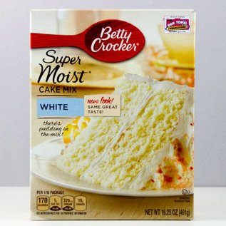 Betty Crocker Betty Crocker Supermoist White Cake