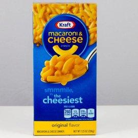 Kraft Kraft Macaroni & Cheese Dinner