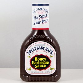Sweet Baby Ray Sweet Baby Ray BBQ Sauce Honey
