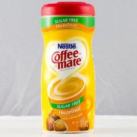 Nestle Nestle Coffeemate Hazelnut Sugarfree