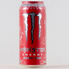 Monster Monster Ultra Red