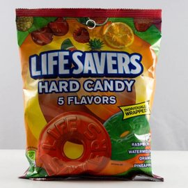 Lifesavers Lifesavers 5 Flavor Bag