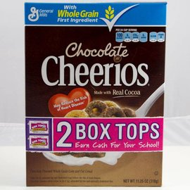 General Mills General Mills Chocolate Cheerios