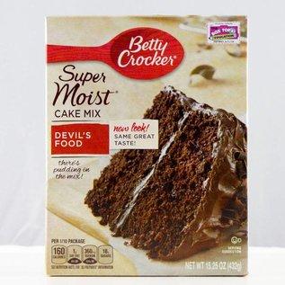 Betty Crocker Betty Crocker Supermoist Devils Food