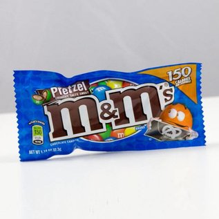 M&M`s Pretzel