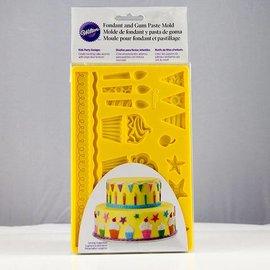 Wilton Wilton Mold Kids Party Design
