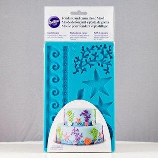Wilton Wilton Mold Sea Life Design