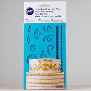 Wilton Wilton Mold Damask Design