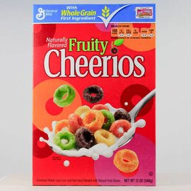 General Mills General Mills Fruity Cheerios