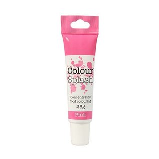 Culpitt Culpitt Colour Splash Gel Pink