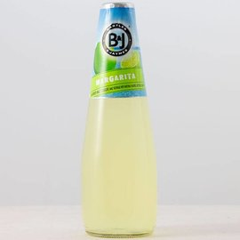 B & J Flavored Malt Cooler Margarita