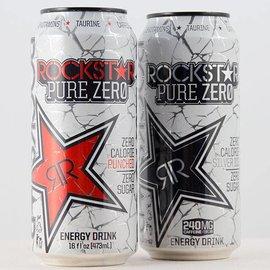 Rockstar Pure Zero Punched