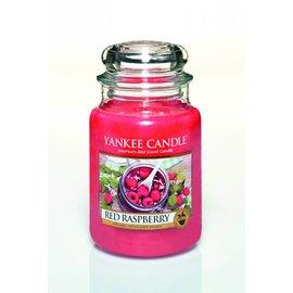 Yankee Candle Große Kerze Red Raspberry