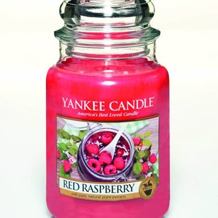 Yankee Candle Große Kerze Red Raspberry