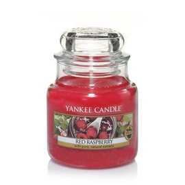 Yankee Candle Kleine Kerze Red Raspberry