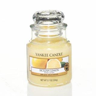 Yankee Candle Kleine Kerze Sicilian Lemon