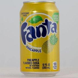 Coca Cola Fanta Pineapple 12er Set