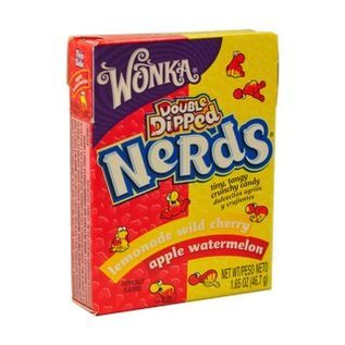 Wonka Wonka Nerds Lemonade Wild Cherry & Apple Watermelon