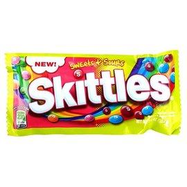 Skittles Skittles Sweet + Sours