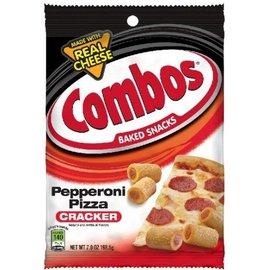 Combos Combos Pepperoni Pizza Pretzel