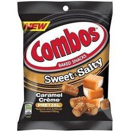 Combos Combos Sweet & Salty Caramel Creme Pretzel