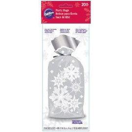 Wilton Wilton Party Bags Snowflake